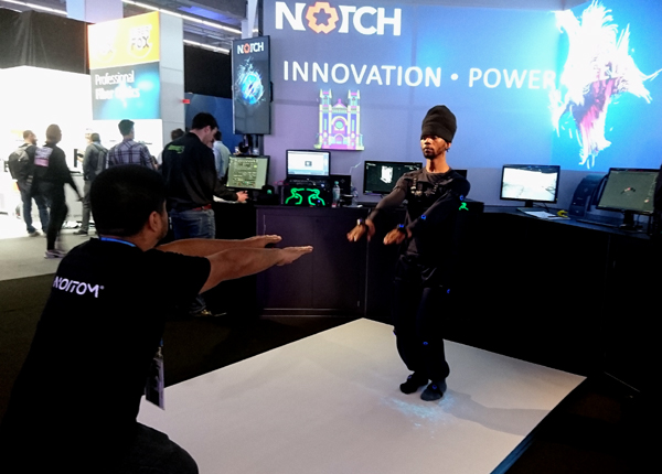 Motion Capture Noitom Notch