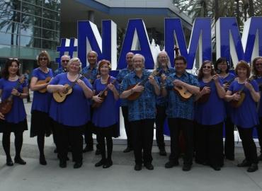 Die Prolight + Sound BIZLounge wird unterstützt von: NAMM – Believe in Music