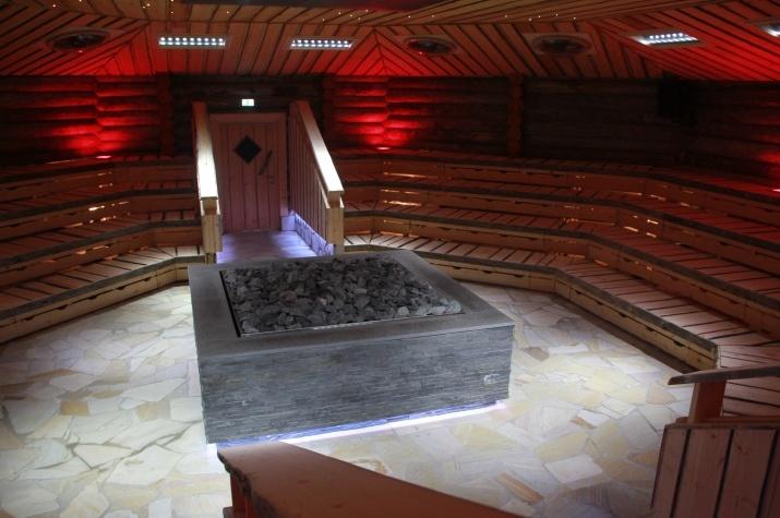 Sauna und Eventtechnik? SBT macht es möglich!