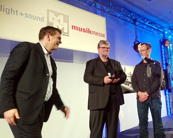 Opus Award Prolight + Sound 2018 Friedrichstadtpalast