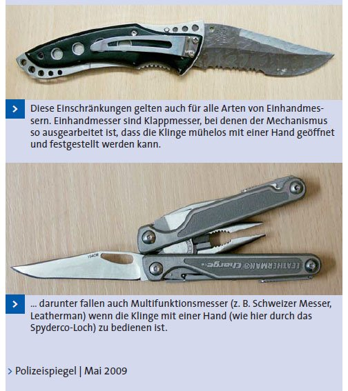 Strikte Regelung Multitools Im Waffengesetz Prolight Sound Blog