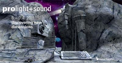 Prolight + Sound 2011