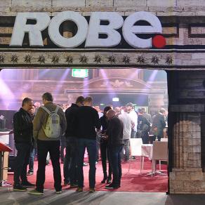 ROBE präsentiert sich innovativ