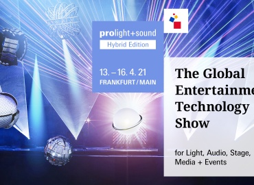 Prolight + Sound 2021 Hybrid Edition: Neuer digitaler Service