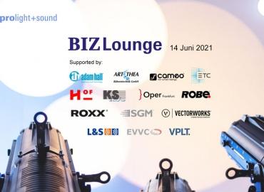 Zweite digitale BIZLounge: Fokus auf Theater- und Bühnentechnik