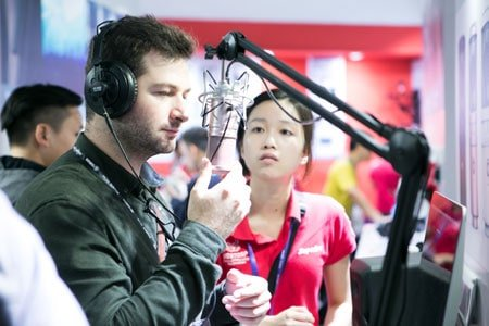 Prolight + Sound Shanghai feiert 15. Jubiläum