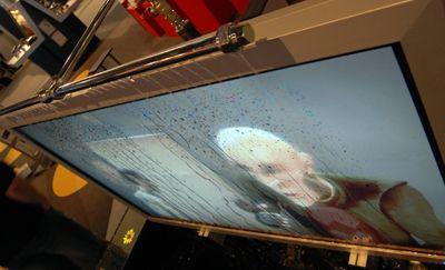 wasserfestern LCD-Monitor