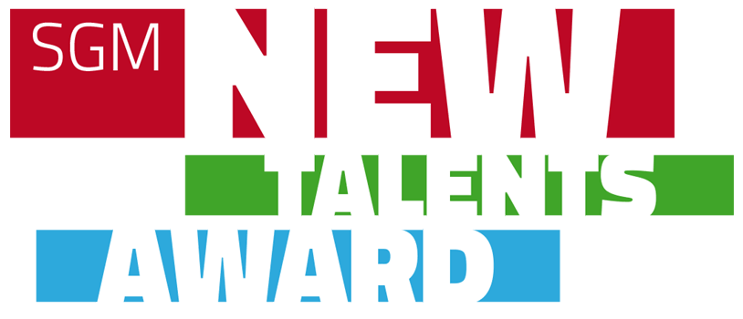 SGM New Talent Award Logo