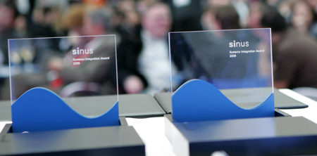 Sinus-Systems Integration Award - Preisverleihung 2010