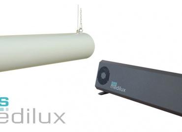 SRS nimmt UV-C-basierten Luftreiniger in Portfolio auf