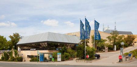 Stadthalle Fürth bekommt neues Saallicht