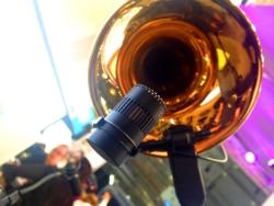 trompete-mikrofon