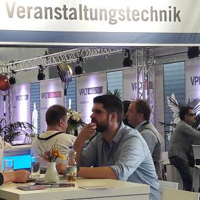 """VPLT-Geschäftsführerin Linda Residovic: """"Messe gilt für uns als wichtigste Netzwerkplattform"""""""