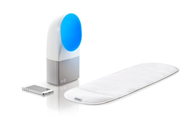 Withings Aura mit Schlafmatte